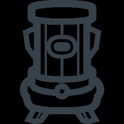 石油 灯油ストーブの無料アイコン素材 1 商用可の無料 フリー のアイコン素材をダウンロードできるサイト Icon Rainbow