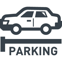 駐車場の車の無料アイコン素材 商用可の無料 フリー のアイコン素材をダウンロードできるサイト Icon Rainbow