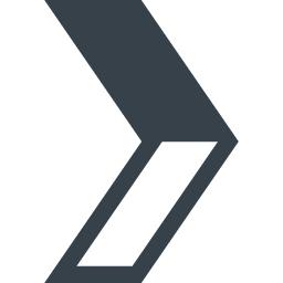 シンプルな右向きの矢印アイコン 2 商用可の無料 フリー のアイコン素材をダウンロードできるサイト Icon Rainbow