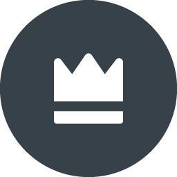 王冠の無料アイコン素材 商用可の無料 フリー のアイコン素材をダウンロードできるサイト Icon Rainbow