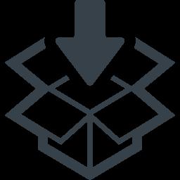 ドロップボックスの無料アイコン素材 3 商用可の無料 フリー のアイコン素材をダウンロードできるサイト Icon Rainbow