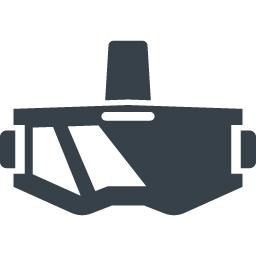 Vrゴーグル ヘッドマウントディスプレイ の無料アイコン素材 3 商用可の無料 フリー のアイコン素材をダウンロードできるサイト Icon Rainbow