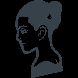 ドレスを着た女性の無料アイコン素材 3 商用可の無料 フリー のアイコン素材をダウンロードできるサイト Icon Rainbow