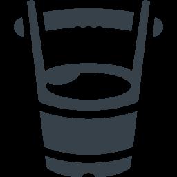 水桶の無料アイコン素材 2 商用可の無料 フリー のアイコン素材をダウンロードできるサイト Icon Rainbow