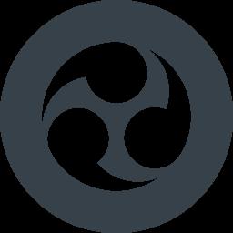 日本の伝統文様 三つ巴のマークアイコン素材 2 商用可の無料 フリー のアイコン素材をダウンロードできるサイト Icon Rainbow