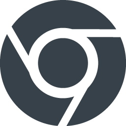 Google Chromeのロゴ無料アイコン素材 2 商用可の無料 フリー のアイコン素材をダウンロードできるサイト Icon Rainbow