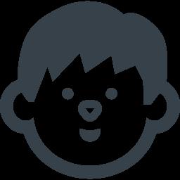 男の子の無料アイコン素材 1 商用可の無料 フリー のアイコン素材をダウンロードできるサイト Icon Rainbow
