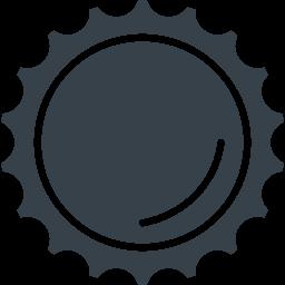 ビンのフタの無料アイコン素材 2 商用可の無料 フリー のアイコン素材をダウンロードできるサイト Icon Rainbow