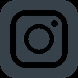 インスタグラムのシンプルなロゴのアイコン 2 商用可の無料 フリー のアイコン素材をダウンロードできるサイト Icon Rainbow
