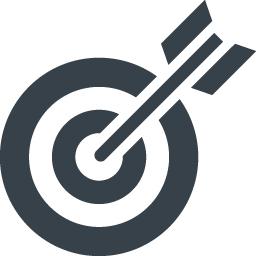 ターゲット 的のアイコン素材 4 商用可の無料 フリー のアイコン素材をダウンロードできるサイト Icon Rainbow