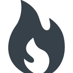 火のマークの無料アイコン素材 6 商用可の無料 フリー のアイコン素材をダウンロードできるサイト Icon Rainbow
