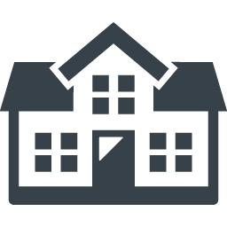 旅館の無料アイコン素材 商用可の無料 フリー のアイコン素材をダウンロードできるサイト Icon Rainbow