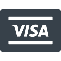 Visaのロゴアイコン素材 3 商用可の無料 フリー のアイコン素材をダウンロードできるサイト Icon Rainbow