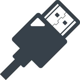 Usbケーブルの無料アイコン素材 4 商用可の無料 フリー のアイコン素材をダウンロードできるサイト Icon Rainbow