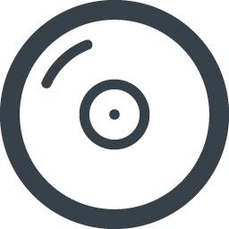 Cd Dvdなどのメディアアイコン 1 商用可の無料 フリー のアイコン素材をダウンロードできるサイト Icon Rainbow