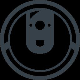ロボットの掃除機アイコン 1 商用可の無料 フリー のアイコン素材をダウンロードできるサイト Icon Rainbow