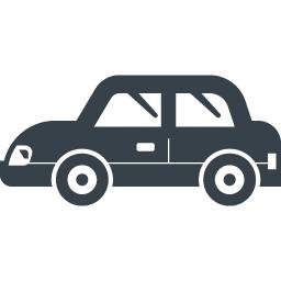 横向きの自動車のフリーアイコン 4 商用可の無料 フリー のアイコン素材をダウンロードできるサイト Icon Rainbow