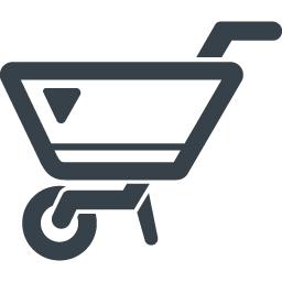 一輪車のアイコン素材 2 商用可の無料 フリー のアイコン素材をダウンロードできるサイト Icon Rainbow