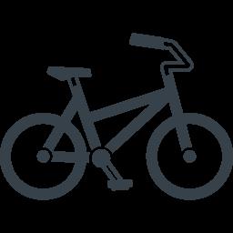 自転車の無料アイコン素材 15 商用可の無料 フリー のアイコン素材をダウンロードできるサイト Icon Rainbow